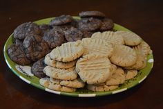 One Day At A Time - From My Kitchen To Yours: Peanut Butter Cookies