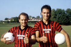 Ray Wilkins + Mark Hateley
