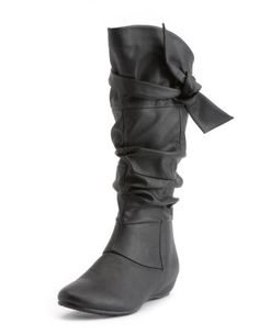 Still waiting for my new boots.