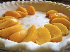 This custard peach pie recipe is the best peach pie recipe you'll ever make. Best Peach Pie Recipe, Peach Pie Recipes, Pie Dessert, Dessert Recipes, Cake Recipes, Peach Custard Pies, Dessert Cookbooks, Delicious Fruit, Unique Recipes