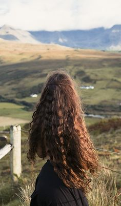 Long Curly Hair, Wavy Hair, Curly Hair Styles, Natural Hair Styles, Beautiful Long Hair, Gorgeous Hair, Hip Length Hair, Hair Inspo, Hair Inspiration