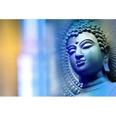 Buddha Drawing, Buddha Painting, Acrylic Photo Prints, Acrylic Wall Art, Blue Yellow, Blue Brown, Buddha Wall Art, Acrylic Plastic, Wall Art Pictures