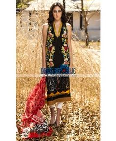 Lawn Wholesale Discount on Firdous Carnival Collection 2015