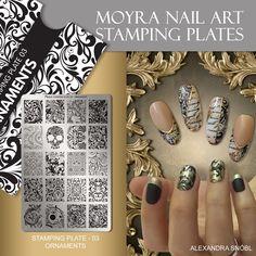 Nail Art Stamping Plates, Finger Nail Art, Autumn Nails, Nailart, Nail Designs, Creative, Blog, Inspiration, Manicures