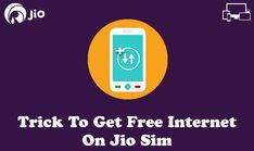Jio Ke Sim Me Free Internet Kaise Chalaye