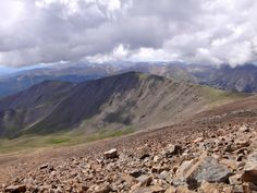 2012/07/25 Colorado Trail running Day.5 Mt.Elbert : Sky High Mountain Works productions