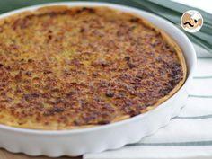 Receta : Tartaleta de puerro sabrosa al vino por Petitchef_oficial