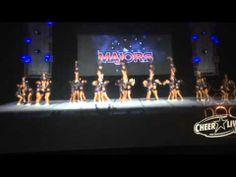 CA Panthers Majors 2014