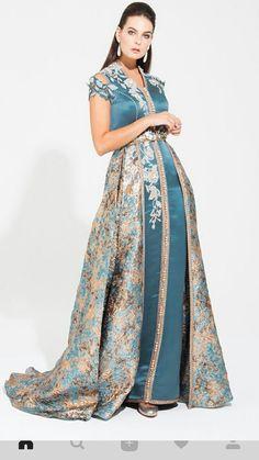 Vestido marroqui mujer