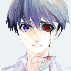 Tokyo Ghoul Kaneki Ken One-Eyed Ghoul