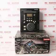 Lector de CD FONESTAR CD-4000DJ E279351 | Tienda online de segunda mano en Barcelona Re-Nuevo