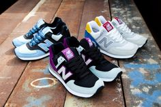Win 1 of 10 Pairs of Custom New Balance 574s from Feature LV