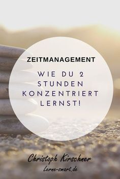 Lerne 2 Stunden konzentriert und effizient für Schule Studium oder Beruf Do you need a tip for your time management in school or university? Learn how to spend two hours learning effectively and focused. Effective Time Management, Time Management Strategies, Time Management Skills, One Note, Productivity Challenge, Exam Motivation, After School Routine, Effective Learning, Teaching Time