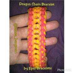 Dragon chain by epic bracelets