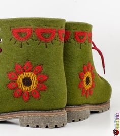 """Boots for women """"Frida"""""""