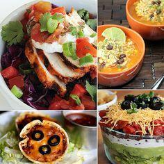 Healthy Mexican Recipes For Cinco de Mayo