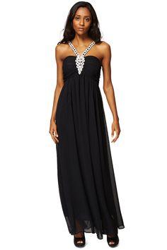 ScottyDirect - Diamante Detail Evening Dress, $49.95 (http://www.scottydirect.com/diamante-detail-evening-dress/)