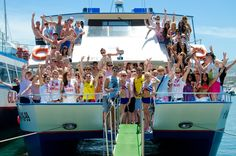 Boat Party!!