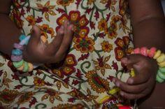 Edible bracelets from Poohsden #toddler #craft