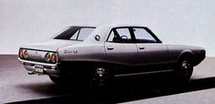 1975 Datsun 240K GT - may first car. Loved it.
