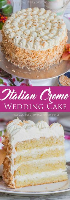 37 Best Italian Wedding Cakes Images Italian Wedding Cakes
