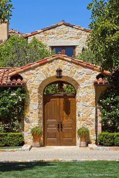 Entrance in Rancho Santa Fe
