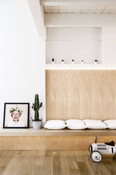 Modern home interiors and design ideas from the best in condos, penthouses and architecture. Plus the finest in home decor and products. Best Interior Design, Interior Design Inspiration, Room Inspiration, Interior Decorating, Design Ideas, Design Blogs, Design Trends, Casa Top, Wall Bench