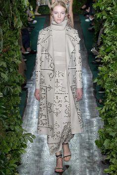 Valentino Fall 2014 Couture Fashion Show - Nastya Sten (Elite)