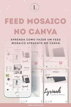 Collaborate & Create Amazing Graphic Design for Free Canva Instagram, Feeds Instagram, Instagram Marketing, Instagram Blog, Instagram Accounts, Marketing Digital, Inbound Marketing, Vsco, Blog Love