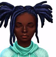 Black simblrs make some noise! Sims 4 Cc Packs, Sims 4 Clothing, Amazing, Creative, Hair, Black, Black People, Strengthen Hair