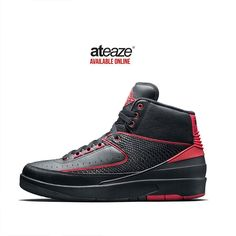 AIR JORDAN 2 RETRO now available online. Link is in our bio.