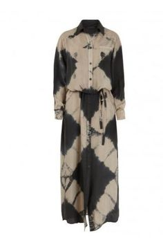 all saints maxi dress