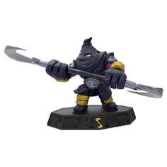 Skylanders Imaginators Sensei Hood Sickle,