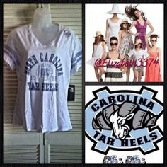 I just discovered this while shopping on Poshmark: New listing Tar Heel tee shirt. Check it out!  Size: L