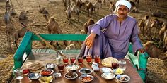 See The Incredible Differences In The Daily Food Intake Of People Around The World (Photos)