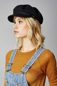FIDDLER CAP - Women's | BRIXTON Apparel, Headwear, & Accessories