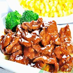 Ternera en salsa de ostras Chicken Wings, Meat, Buffets, Food, Salads, Chinese Recipes, Asian Recipes, Hams, Chinese Food