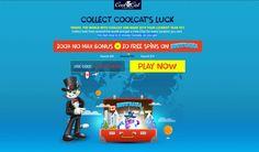 114 Best Cool Cat Casino Bonus Pins Images In 2020 Casino Bonus