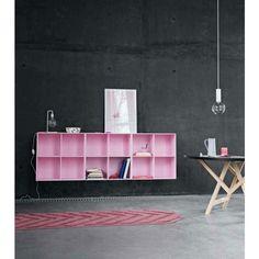 das modulare regalm belsystem montana in m nchen via. Black Bedroom Furniture Sets. Home Design Ideas
