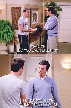 You're a natural when it comes to accessorizing. 26 Signs You're The Jack McFarland Of Your Friend Group Karen Walker Quotes, Grace Quotes, People's Friend, Straight People, Friends Moments, Will And Grace, Tv Show Quotes, Great Tv Shows, Weird Facts