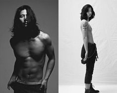 Song Jae Rim - only good-looking with long hair, I think. Kind of skinny Asian Men Long Hair, Asian Hair, Beautiful Men, Beautiful People, Song Jae Rim, Boys Long Hairstyles, Corte Y Color, Super Hair, Poses