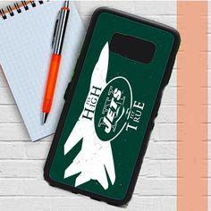 New York Jets Football Samsung Galaxy S8 Plus Case Dewantary