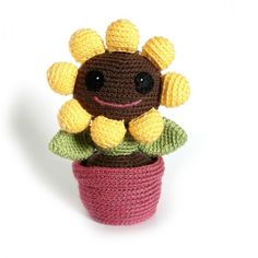 We Like How You Use Our Yarn (Mother's Day Edition): Susan the Sunflower