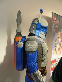 Lego Jango