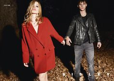 Sisley 2013-2014 Fall Winter Ad Campaign: Designer Denim Jeans Fashion: Season Collections, Runways, Lookbooks and Linesheets