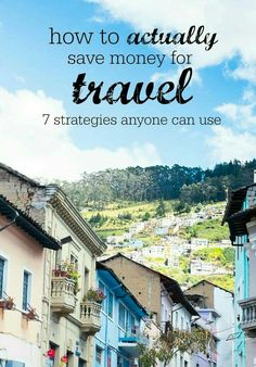 Travelling on a budget high quality tips