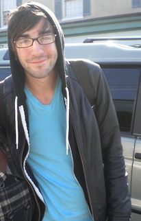 Jack Barakat with glasses i have fallen and cant get up