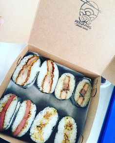 Still 1 hour left to grab a box of #musukawasmusubis! We have plenty, so no need to text a hold order. 1011 Ala Moana Blvd.