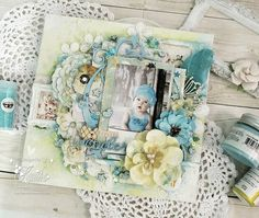 2 Crafty Chipboard : July Projects by Kavitha
