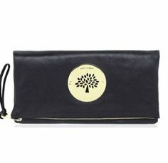 Mulberry Daria Slim Zip Wallet Black Soft Spongy Leather Bags Sa : Mulberry Outlet £105.61